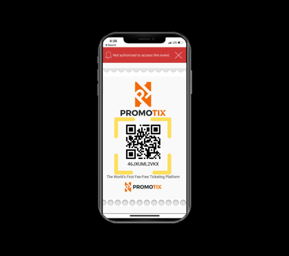Check in mobile